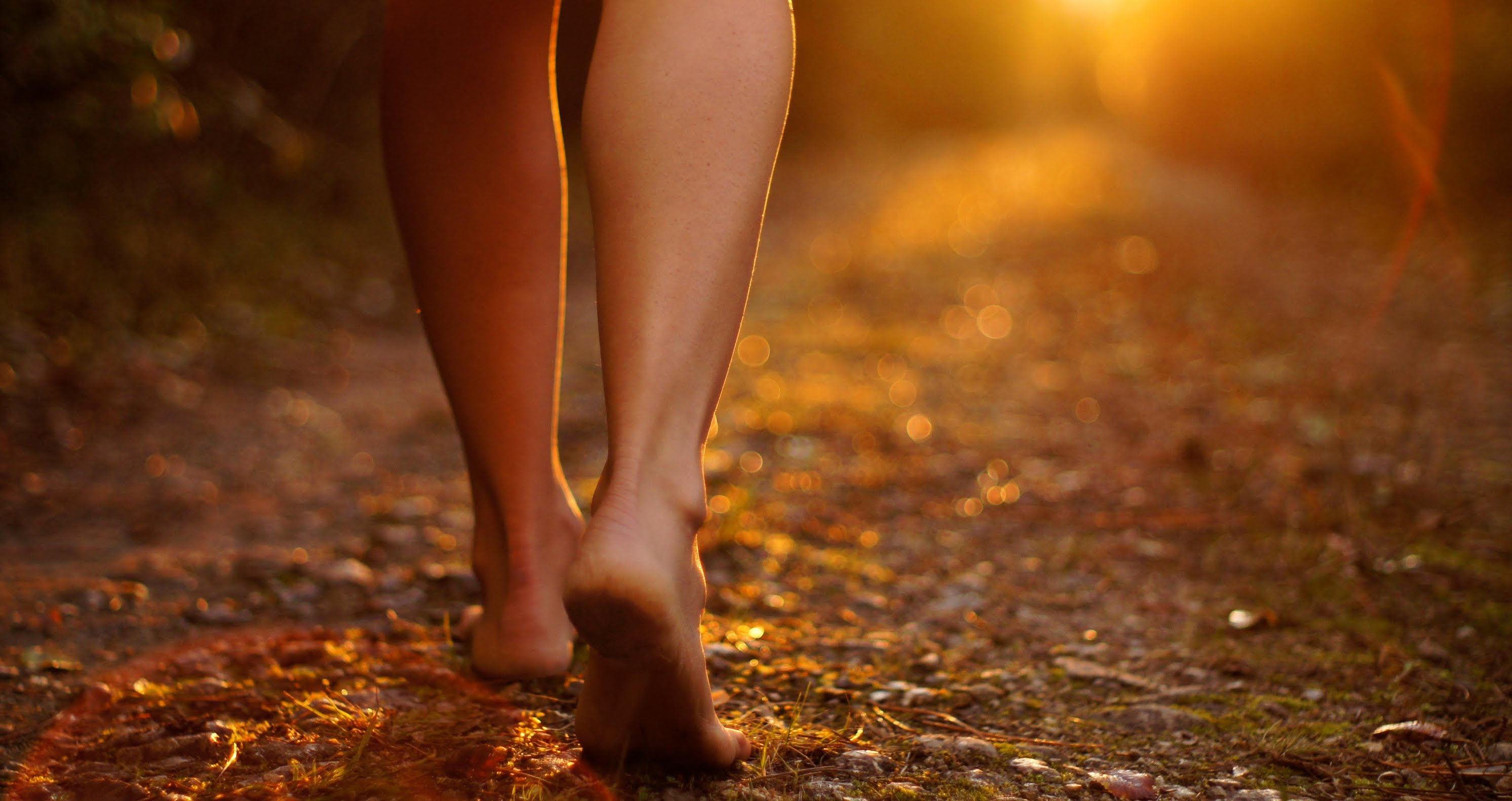 Earthing, Grounding, Barefoot, The Sacred Science